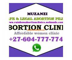 0604777774 Muzanzi Abortion Clinic In Pietermaritzburg For Convient Services/Hillcrest.