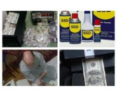 Clean  black money +27655765355 WITH  Ssd Chemical Solutions machine or activation powder