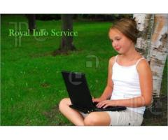 Royal Info Service Offer
