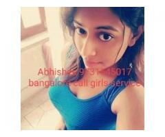 9731545017 Independent call girls and escort service in Bangalore