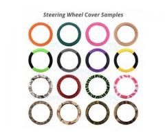 Buy Custom Steering Wheel Cover