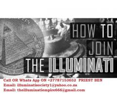 HOW TO BECOME A MEMBER OF ILLUMINATI MEMBER AND GET RICH