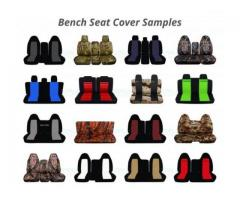 Front Bench Seat Covers | Totallycovers.com
