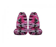 Shop Pink Camo Car Accessories